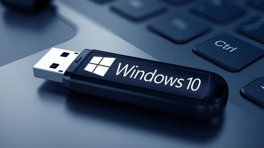 How to Run Windows 10 From a USB Drive